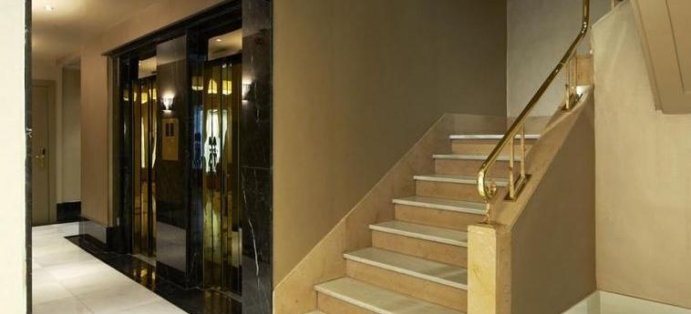 Hotel Regente: Detail MADRID