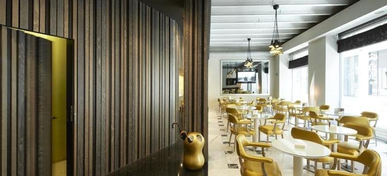 Hotel Regente: Innen Bar MADRID