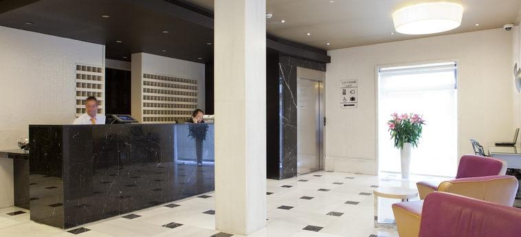 Hotel Regente: Reception MADRID