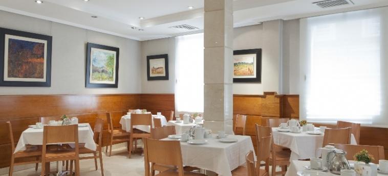 Hotel Regente: Restaurant MADRID
