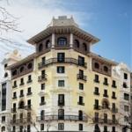 Hotel Nh Madrid Alonso Martinez