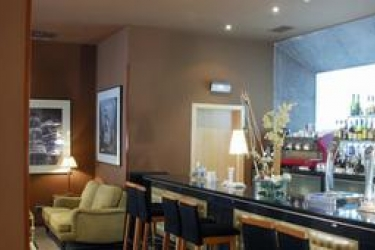 Hotel Abba Madrid: Bar MADRID