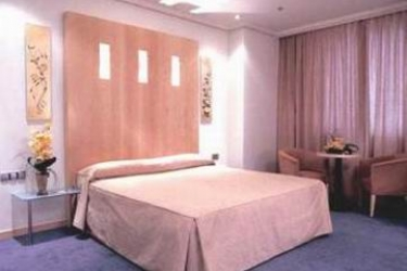 Hotel Abba Madrid: Chambre MADRID