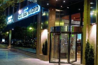 Hotel Abba Madrid: Exterieur MADRID