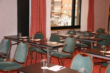 Hotel Abba Madrid: Salle de Conférences MADRID