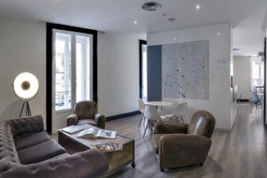 U Hostels: Camera Matrimoniale/Doppia MADRID