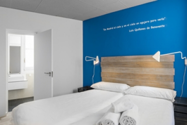 Hotel Safestay Madrid: Executive Zimmer MADRID