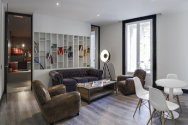 Hotel Safestay Madrid: Pavillon MADRID
