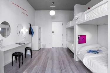 Hotel Safestay Madrid: Schlafzimmer MADRID