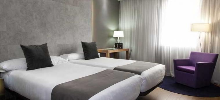 Hotel Zenit Conde Orgaz: Camera Matrimoniale/Doppia MADRID