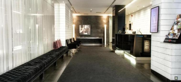 Hotel Zenit Conde Orgaz: Lobby MADRID