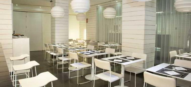Hotel Zenit Conde Orgaz: Ristorante MADRID