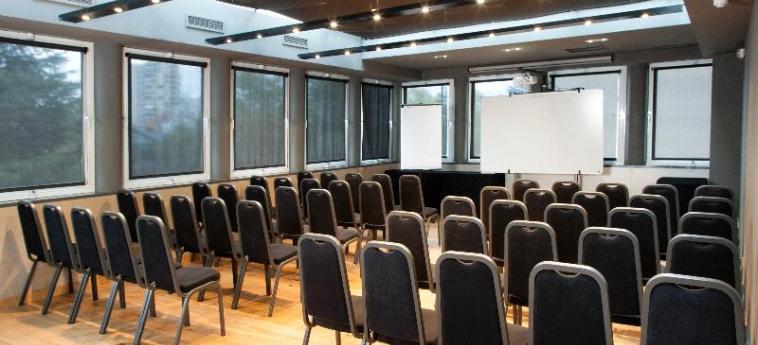 Hotel Zenit Conde Orgaz: Sala Conferenze MADRID