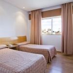 Hotel Bluesense Madrid Genova