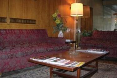 Hotel Anaco: Lobby MADRID
