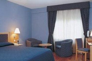 Hotel Nh Madrid Balboa: Chambre MADRID