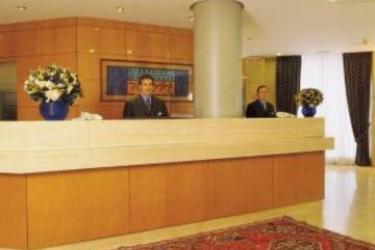 Hotel Nh Madrid Balboa: Lobby MADRID