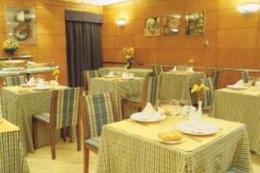 Hotel Nh Madrid Balboa: Restaurant MADRID