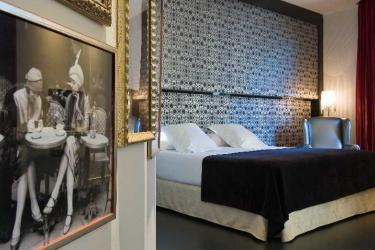 Hotel Vincci Via 66: Camera Matrimoniale/Doppia MADRID