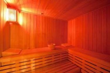 Hotel Vincci Via 66: Sauna MADRID