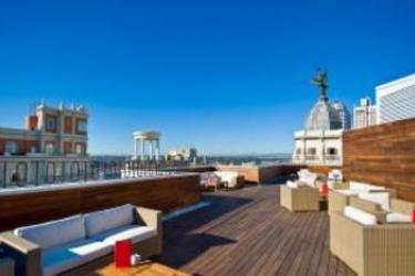 Hotel Vincci Via 66: Terrazza MADRID