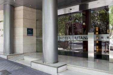 Hotel Ac Aitana By Marriott: Außen MADRID