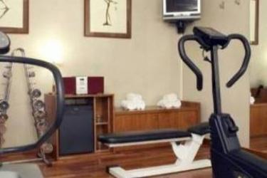 Hotel Ac Aitana By Marriott: Fitnesscenter MADRID