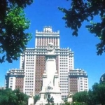Hotel Crowne Plaza Madrid City Centre
