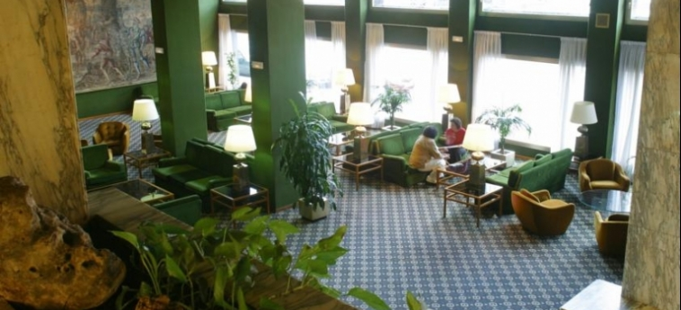 City House Hotel Florida Norte By Faranda: Hall MADRID