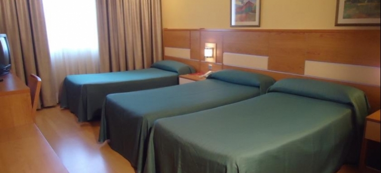 City House Hotel Florida Norte By Faranda: Dreibettzimmer MADRID