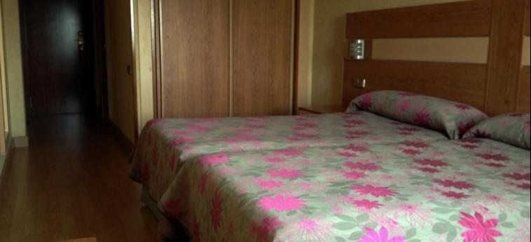 City House Hotel Florida Norte By Faranda: Schlafzimmer MADRID