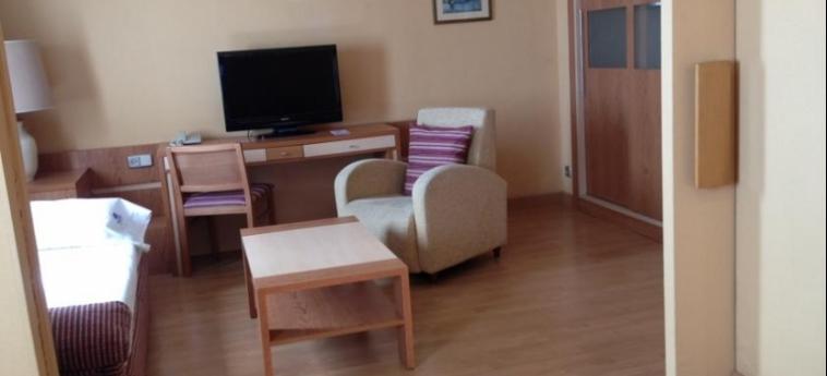 City House Hotel Florida Norte By Faranda: Zimmer- Detail MADRID