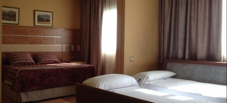 City House Hotel Florida Norte By Faranda: Room - Family MADRID
