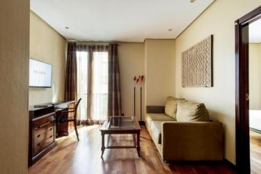 Hotel Villa Real: Habitacion Suite MADRID