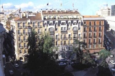 Hotel Villa Real: Esterno MADRID