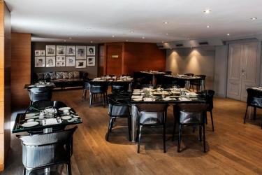 Hotel Villa Real: Frühstücksraum MADRID