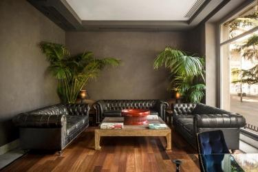 Hotel Villa Real: Lounge MADRID