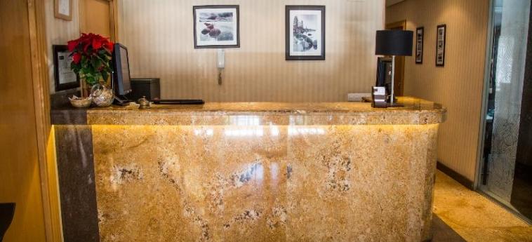 Hotel A&h Suites Madrid: Lobby MADRID
