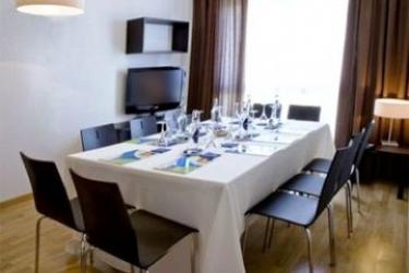 Hotel Compostela Suites: Conference Room MADRID