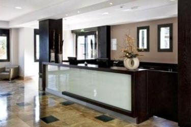 Hotel Compostela Suites: Lobby MADRID