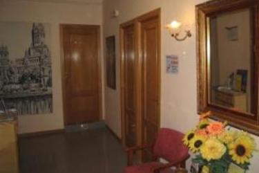 Hotel Hostal Oporto: Exterior MADRID
