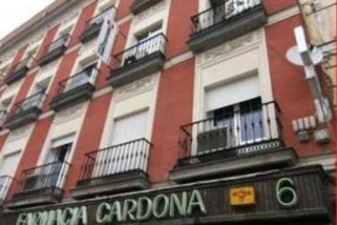 Hotel Hostal Santo Domingo: Exterieur MADRID
