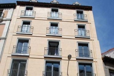 Hotel Chic & Basic Mayerling: Exterieur MADRID