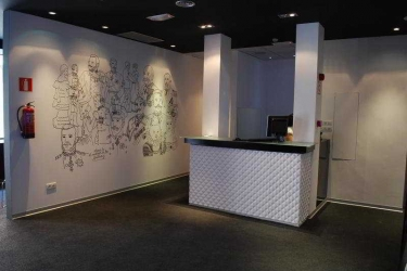 Hotel Chic & Basic Mayerling: Lobby MADRID