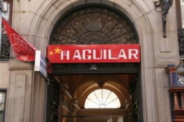 Hotel Hostal Aguilar: Entrata MADRID