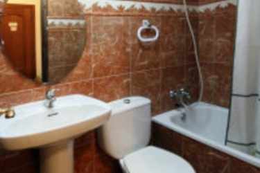 Hostal Casa Bueno: Roof Garden MADRID
