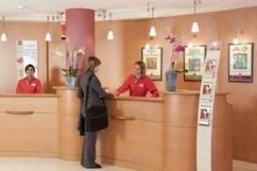 Hotel Ibis Madrid Aeropuerto: Reception MADRID