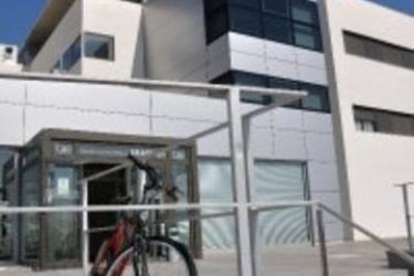 Hotel Residencia Erasmo: Exterior MADRID
