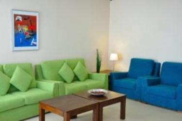 Hotel Residencia Erasmo: Lobby MADRID