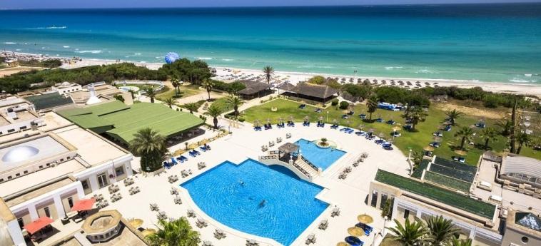 Hotel El Borj: Aerial View MAHDIA